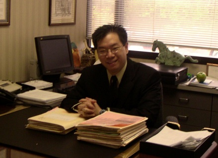 Surgeon Acupuncturist, picture from 2002-2003, Modesto, CA